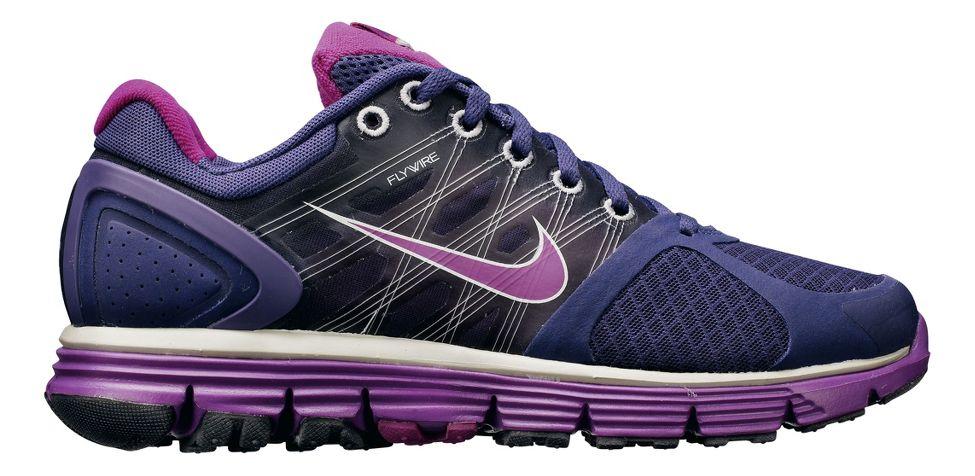 4b30cf01c8ef Womens Nike LunarGlide+ 2 Running Shoe at Road Runner Sports