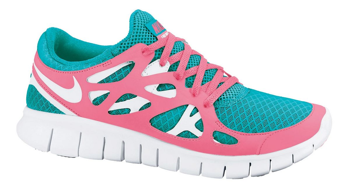 Womens Nike Free Run+ 2 Running Shoe at Road Runner Sports