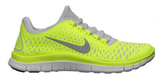 Nike Free Running Shoes The Barefoot