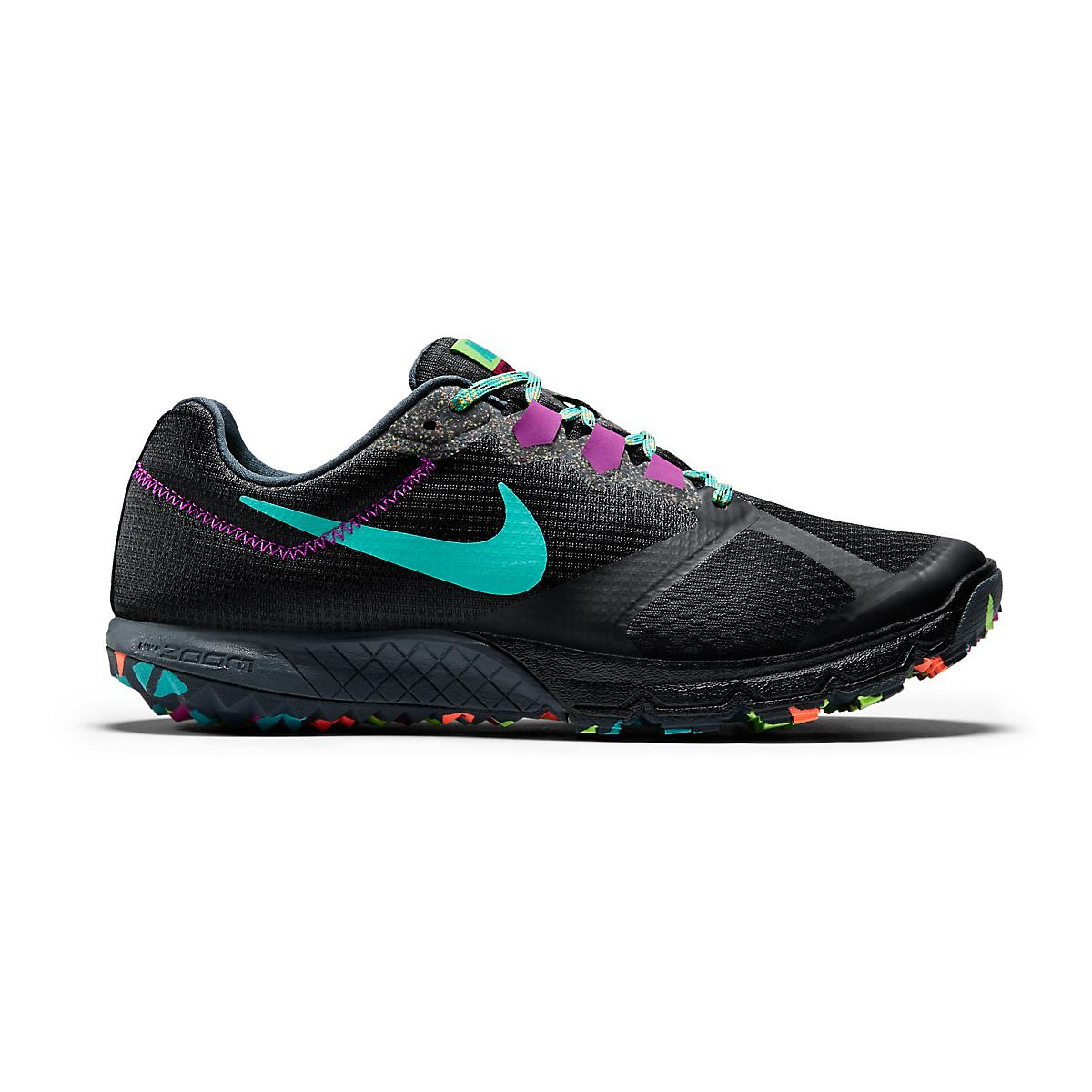Womens Nike Air Zoom Wildhorse 2 Trail Running Shoe at Road Runner Sports fa651d97d