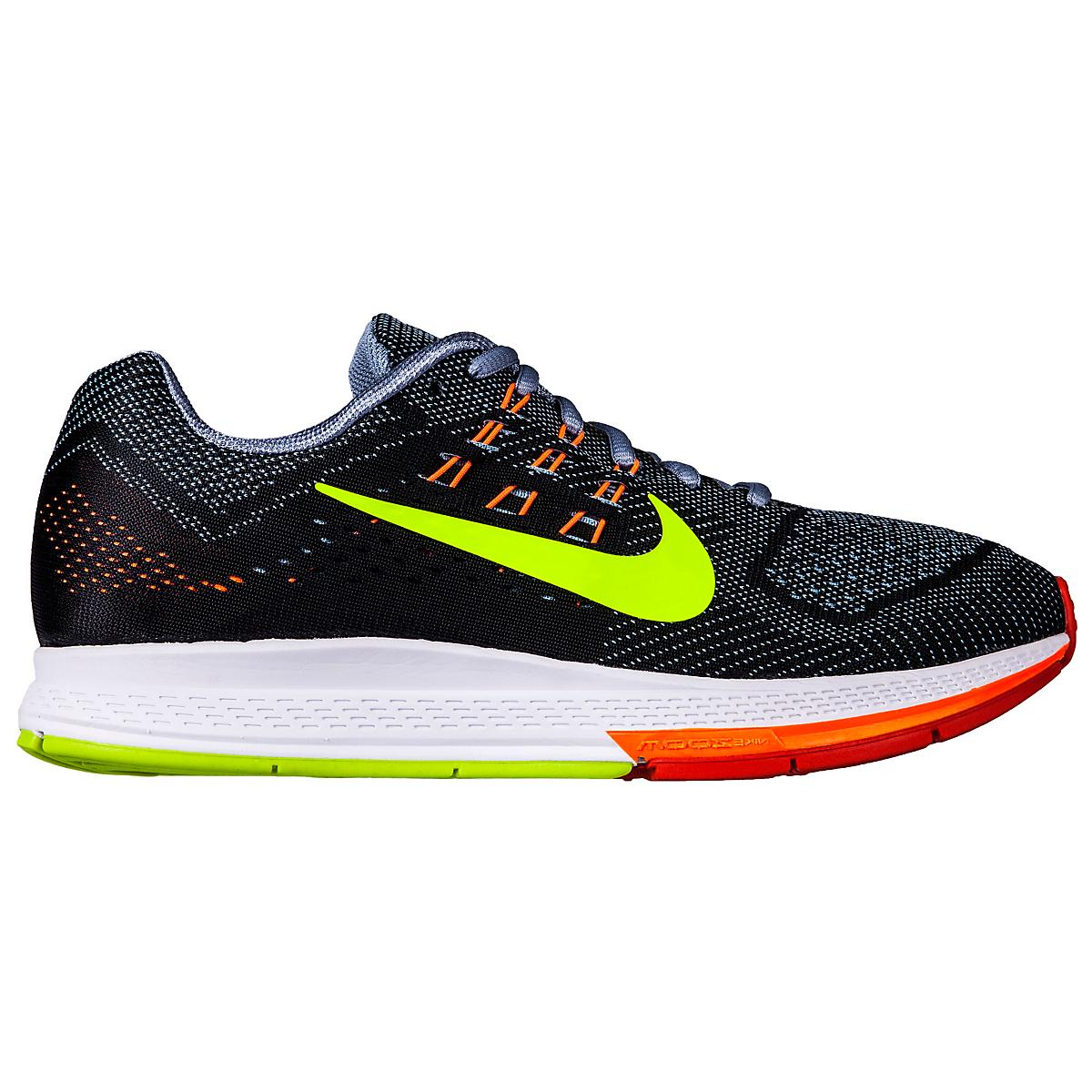 f97478cb5807 Mens Nike Air Zoom Structure 18 Running Shoe at Road Runner Sports