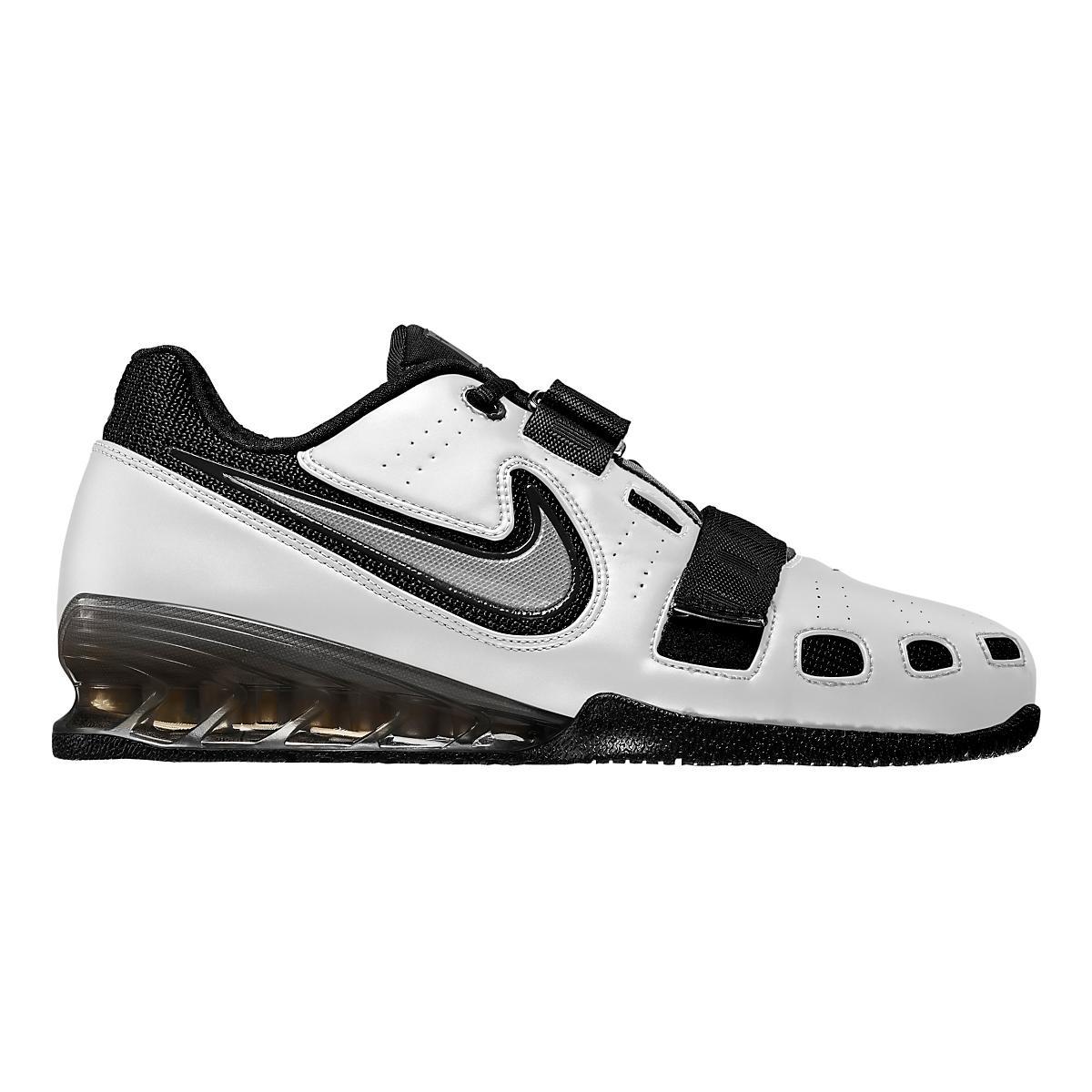 premium selection ceb13 bcf13 Mens Nike Romaleos II Power Lifting Cross Training Shoe at Road Runner  Sports