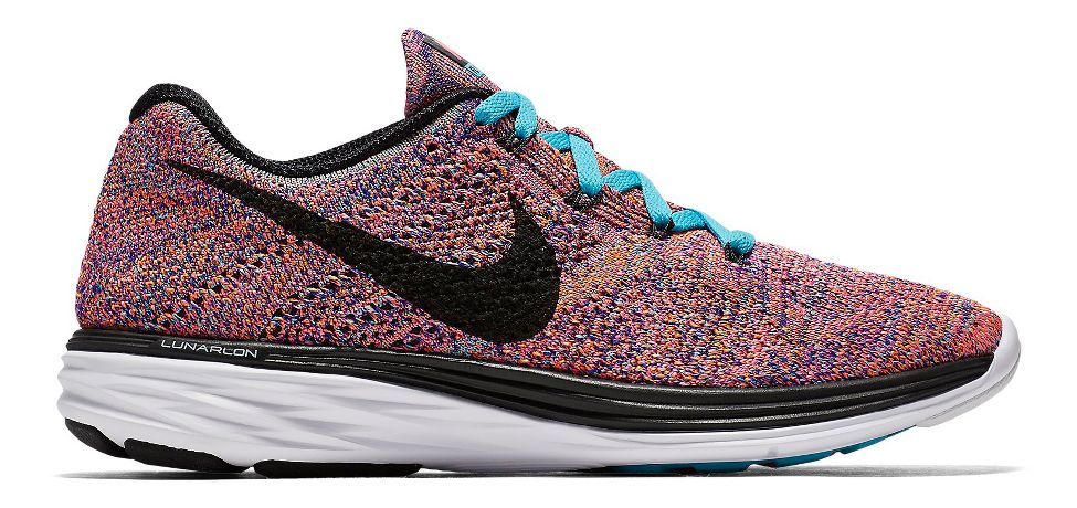bd025eef48b Womens Nike Flyknit Lunar 3 Running Shoe at Road Runner Sports