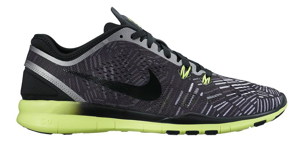 ccec9f872dde Womens Nike Free 5.0 TR Fit 5 Print Cross Training Shoe at Road Runner  Sports