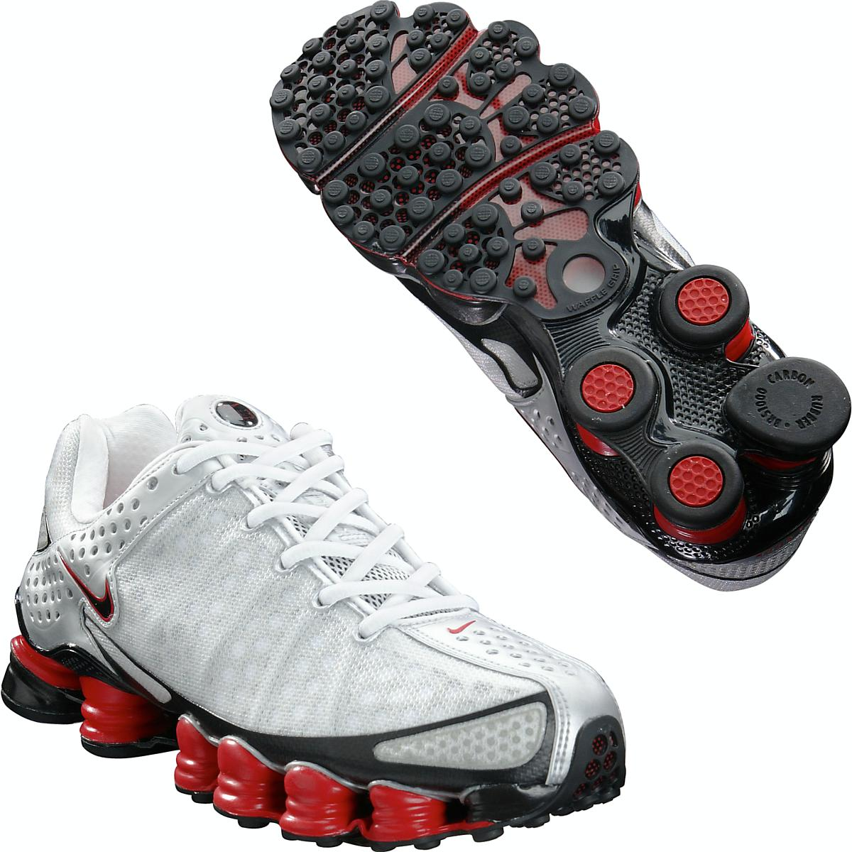 official photos 28ae4 3f909 Mens Nike Shox TL 3 Running Shoe at Road Runner Sports