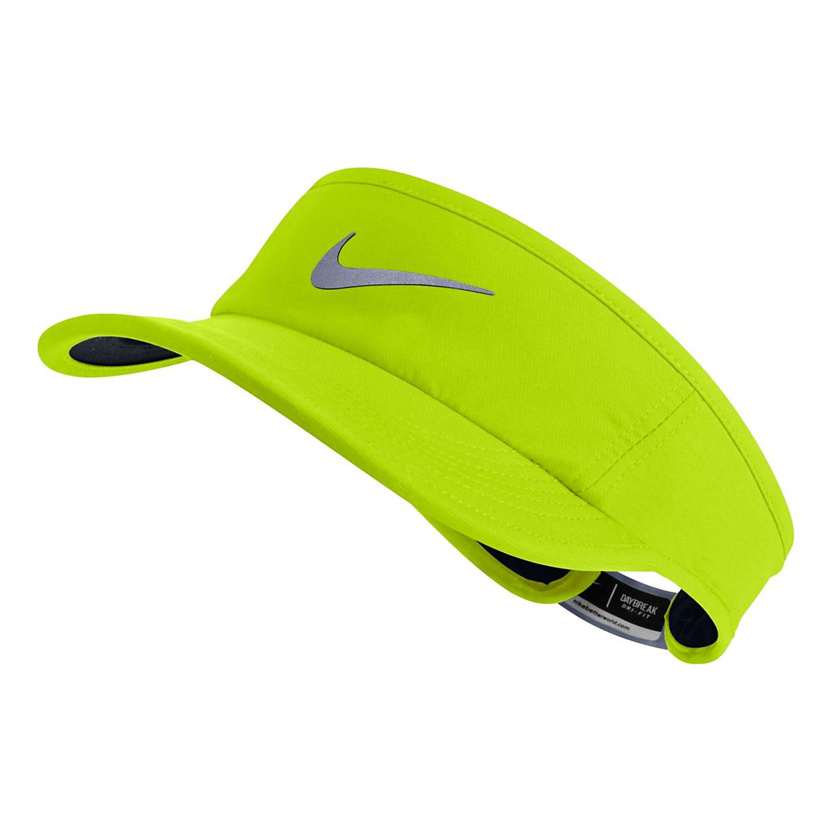 4022ea549ab Nike RU AW84 Visor Headwear at Road Runner Sports