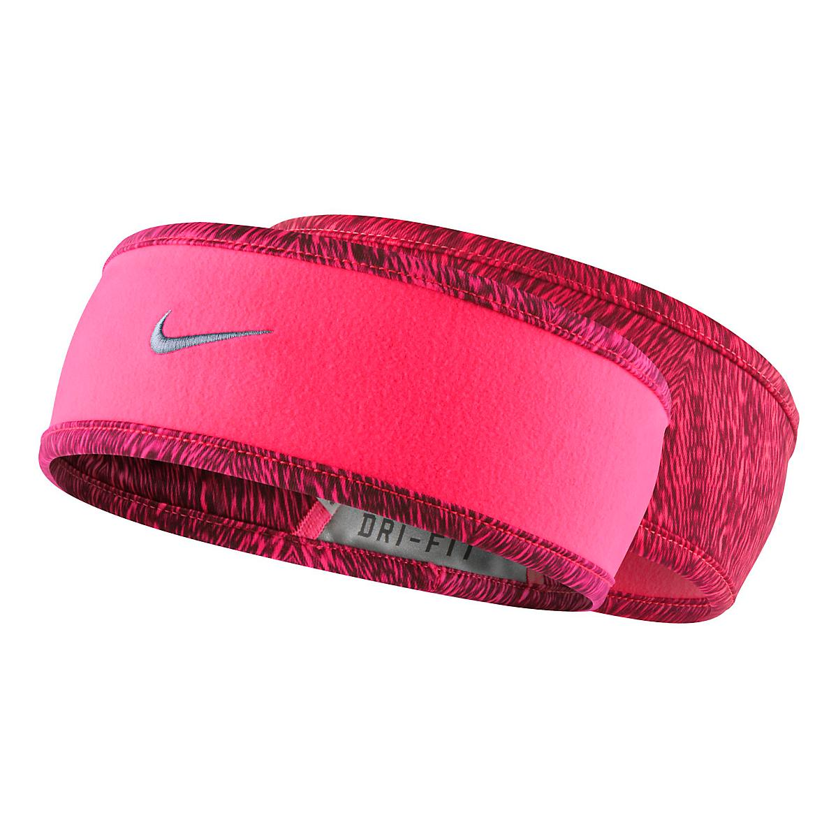 Womens Nike Run Cold Weather Reversible Headband Headwear at Road Runner  Sports 21245956a09