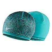 Womens Nike Run Cold Weather Beanie Headwear - Dusty Cactus