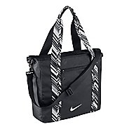 Nike Legend Track Tote Bags - Black/Silver