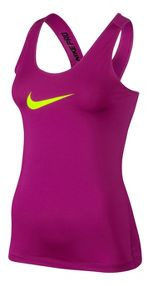 Womens Nike Pro Tank Technical Top
