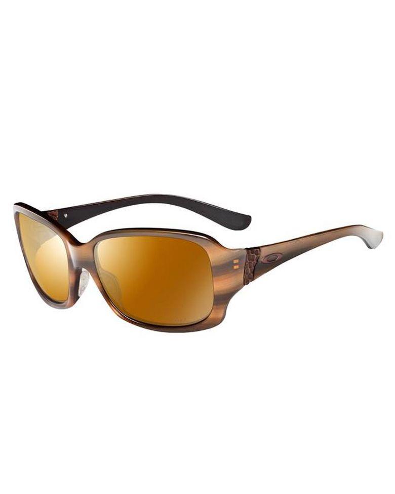 7ff5784f43ced Oakley Womens Discreet Polarized Sunglass - Tiger Eye Sunglasses at Road  Runner Sports