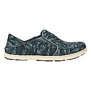 Mens OluKai Nohea Mesh Casual Shoe - Charcoal/Dive Camo 10.5