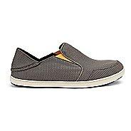 Mens OluKai Nohea Mesh Casual Shoe - Rock/Canoe 12