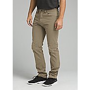 Mens Prana Tucson Pants - Dark Khaki 33-T