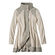 Womens prAna Angelica Duster Cold Weather Jackets - Winter XL