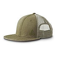 Mens Prana Karma Trucker Headwear - Cargo Green