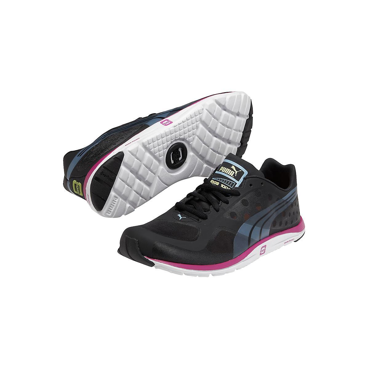 30563d9ccfaa Womens Puma Faas 100 R Running Shoe at Road Runner Sports