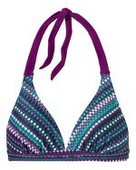Womens Prana Lahari Halter Top Swimming Swim