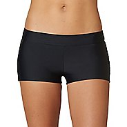 Womens Prana Raya Bottom Swimming Swim - Black S