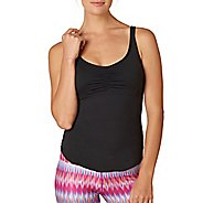 Womens Prana Dream Catcher Sleeveless & Tank Technical Tops - Black S