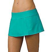 Womens Prana Sakti Swim Skirt Swimming - Dragonfly XS