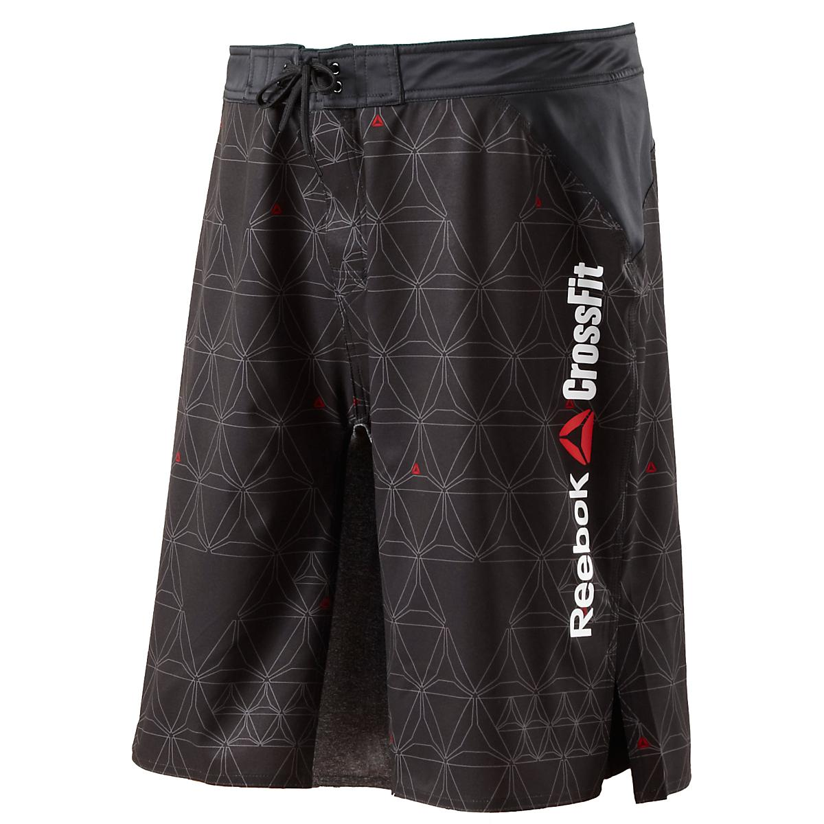 40ab5bee Men's CrossFit Stretch Woven Board Short
