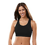 Womens R GEAR Star Performer Sportek C/D Sports Bra - Black XS