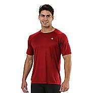 Mens Road Runner Sports Speed Play Crew Short Sleeve Technical Tops