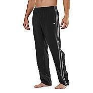 Mens Road Runner Sports Your Total Training Full Length Pants - Black/Steel M