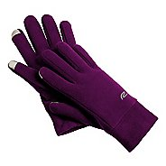 Road Runner Sports Blizzard Blocker Fleece Gloves Handwear