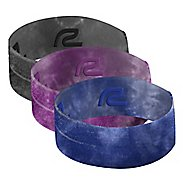 Road Runner Sports Banzai Hair Tie 3 pack Headwear