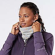 Womens R-Gear Set The Stage Neck Warmer Headwear - Heather Chrome S/M