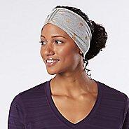 Womens R-Gear Set The Stage Reversible Ear Warmer Headwear - Heather Chrome/Marina S/M