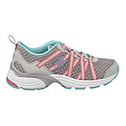 Womens Ryka Hydro Sport Running Shoe - Silver Cloud/Grey 10.5