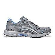 Womens Ryka Sky Walking Shoe - Silver/Blue 6