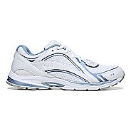 Womens Ryka Sky Walking Shoe - White/Blue 9