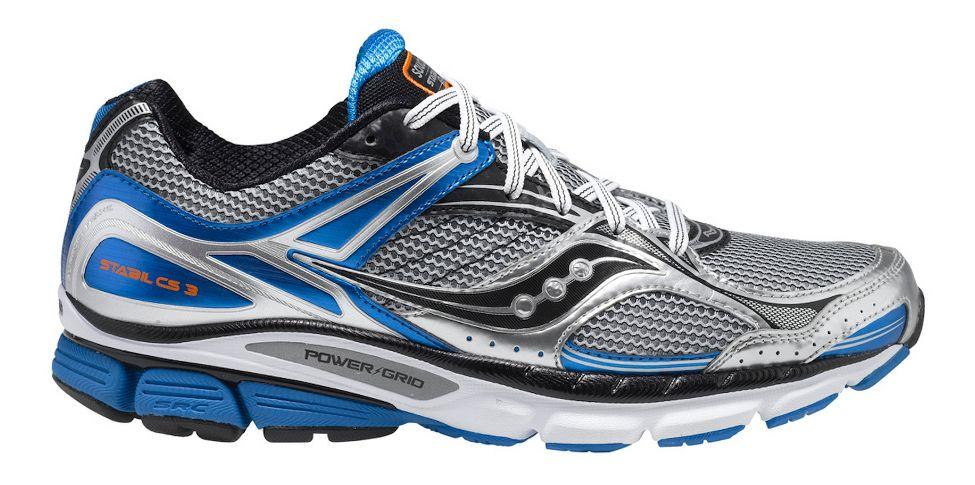 dcd34855 Mens Saucony Stabil CS3 Running Shoe at Road Runner Sports