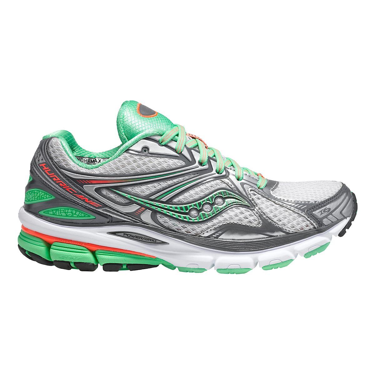 73841265ec11 Womens Saucony Hurricane 16 Running Shoe at Road Runner Sports