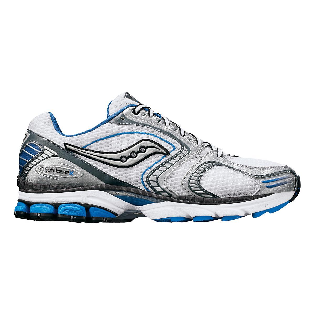 Saucony Progrid Hurricane 9 Men's Shoes White: Saucony