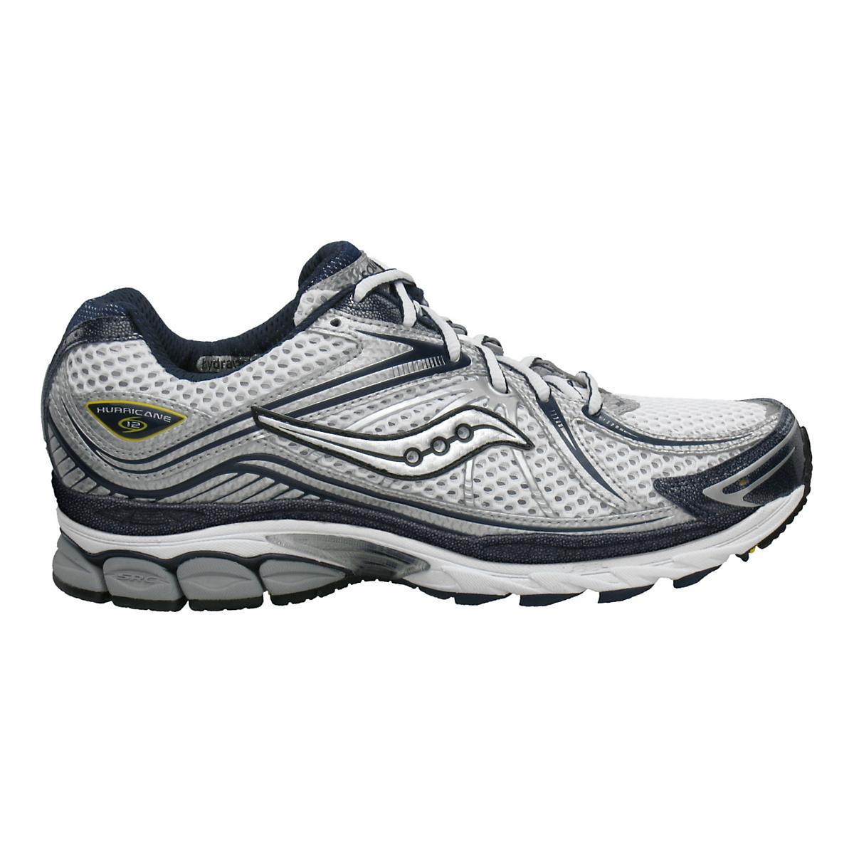 065b3287 Mens Saucony ProGrid Hurricane 12 Running Shoe at Road Runner Sports