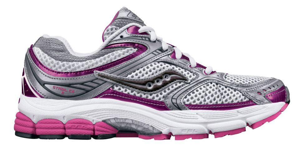 fd3ab4da Womens Saucony ProGrid Stabil CS 2 Running Shoe at Road Runner Sports