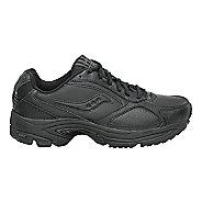 Mens Saucony Grid Omni Walking Shoe - Black 14