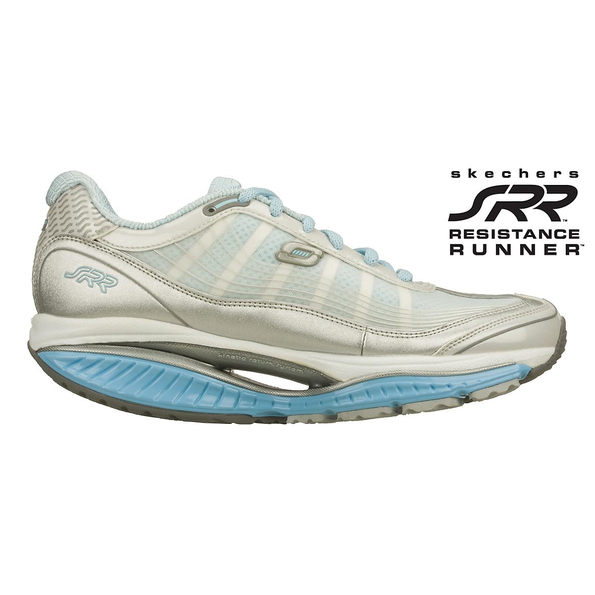 f981b2228e6a Womens Skechers Resistance Runner - Resistor Toning   Fitness Shoe at Road  Runner Sports