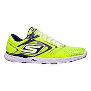 Womens Skechers GO Speed Runner Racing Shoe - Neon 6
