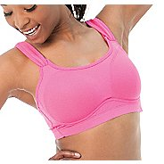 Womens Skirt Sports Kelly C/D Sports Bras - Pink Crush 34DD