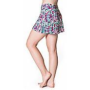 Womens Skirt Sports Gym Girl Ultra Skorts Fitness Skirts - Holiday Print XL
