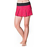 Womens Skirt Sports Jette Skorts Fitness Skirts - Bubbly Print XXL