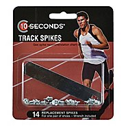 "10 Seconds Track Spikes 3/16"" Needle (5mm) 14 pack Fitness Equipment"
