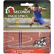 10 Seconds Track Spikes Blanks 14 pack Fitness Equipment - null
