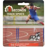 10 Seconds Track Spikes Blanks 14 pack Fitness Equipment